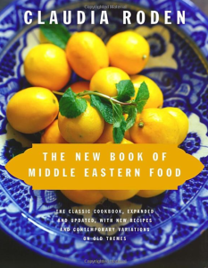 the new book of middle eastern cooking